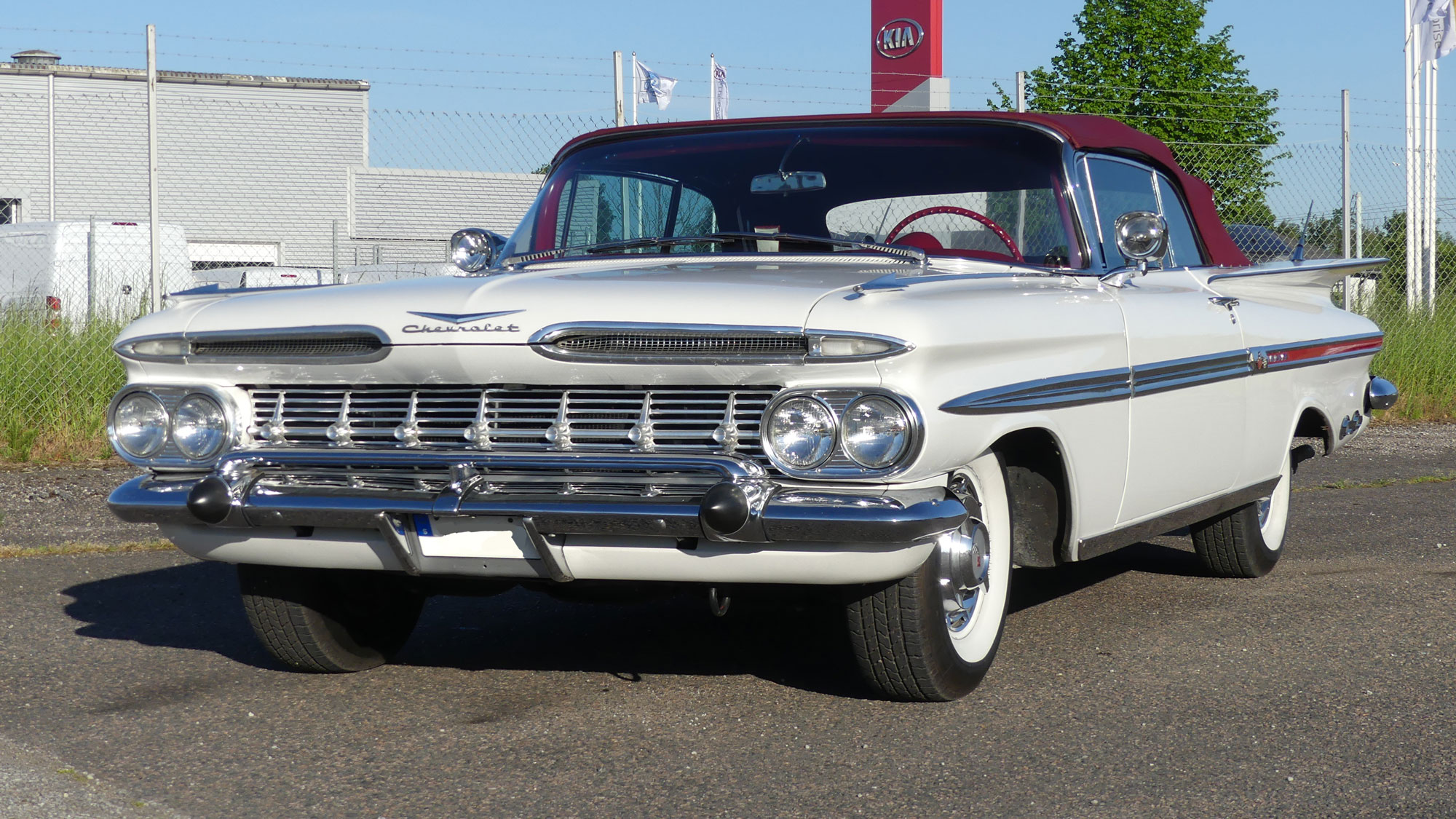 Chevrolet Impala 1959 Convertible on 2016 chevrolet impala